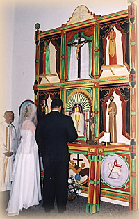Choose from wedding chapels for your marriage ceremony